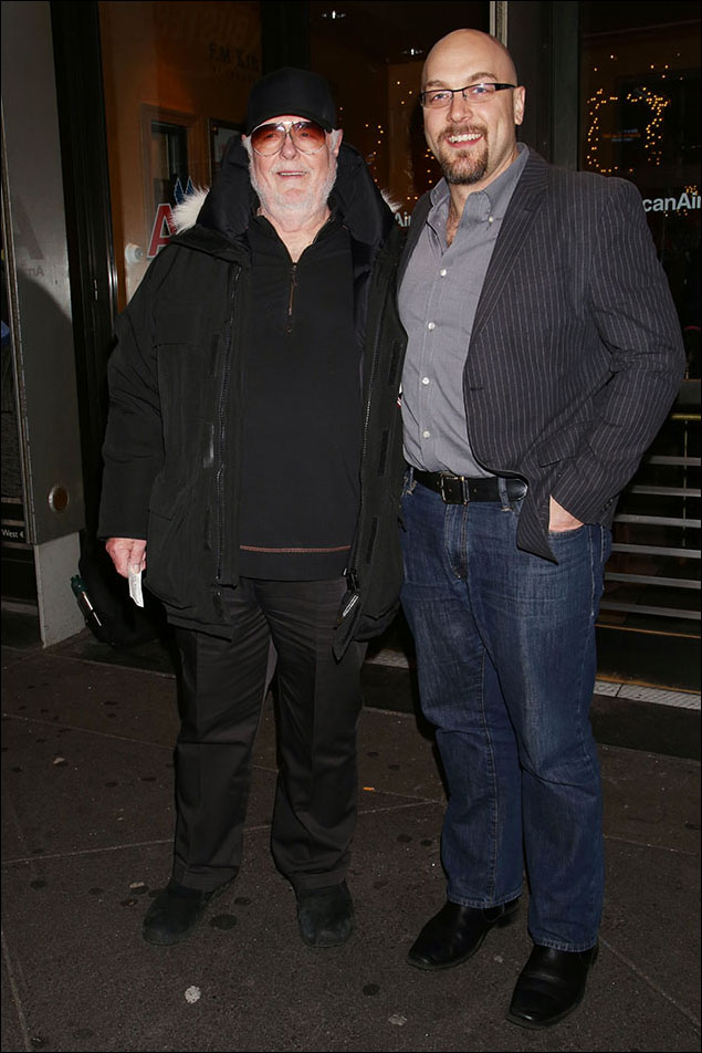 Paul Gemignani and Alexander Gemignani