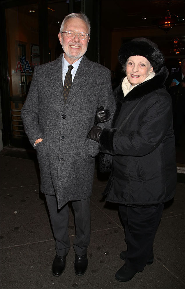 Walter Bobbie and Dana Ivey