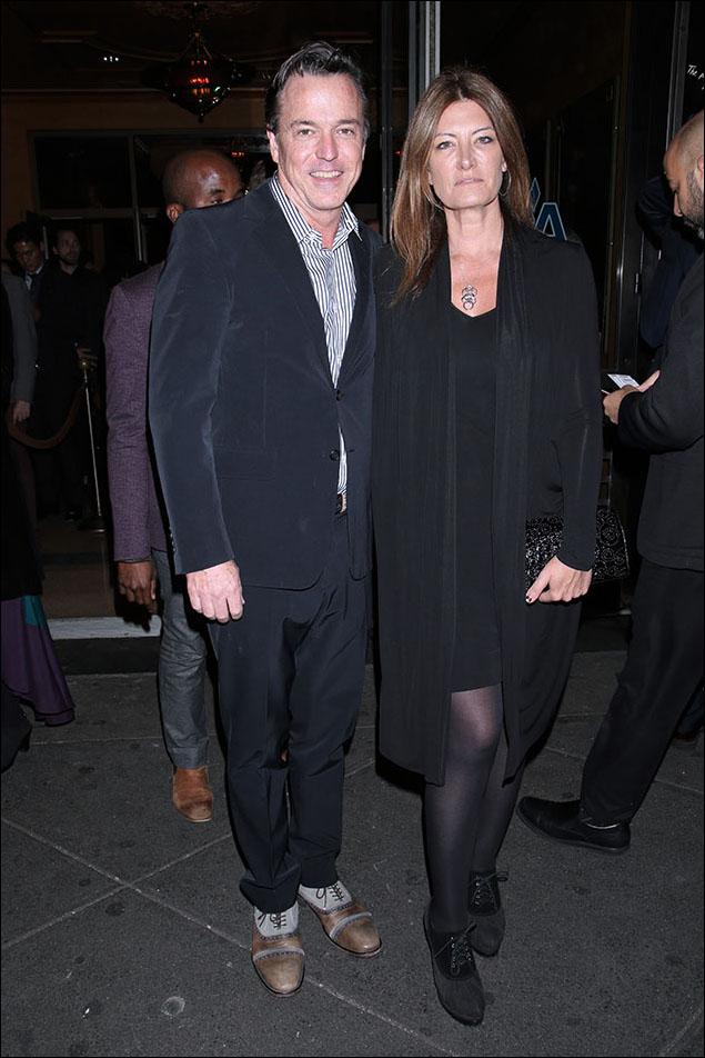 Derek McLane and Lia Vollack