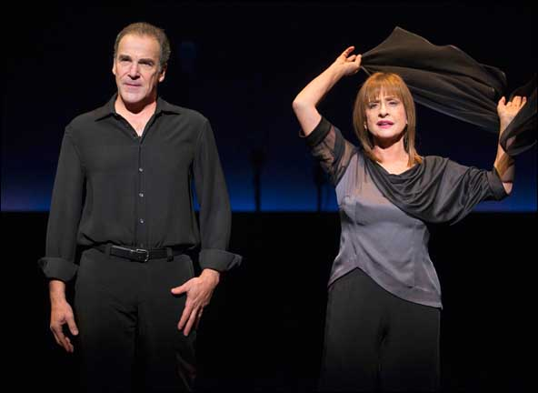 An Evening with Patti LuPone and Mandy Patinkin,