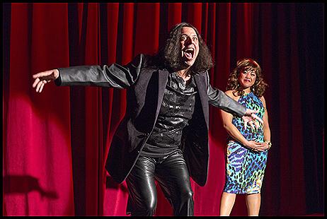 Steve Rosen, Maria-Christina Oliveras