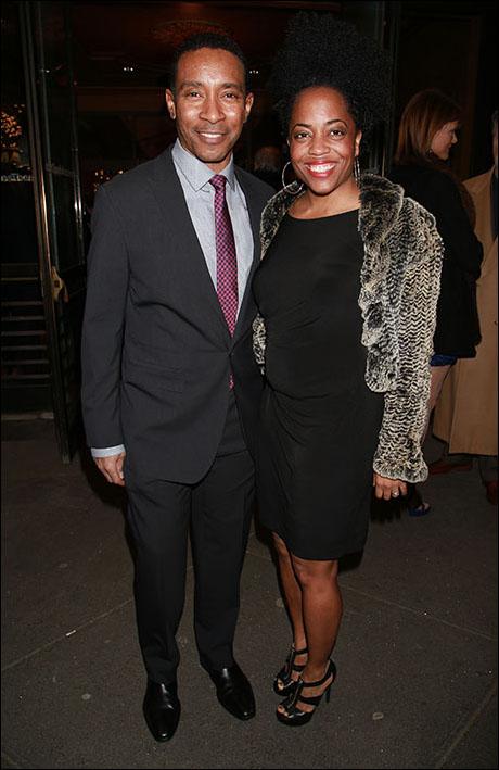 Charles Randolph-Wright and Rhonda Ross Kendrick