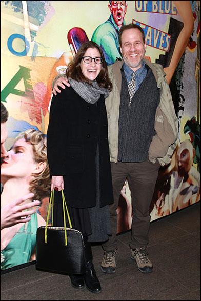 Anne Kauffman and Stephen Belber