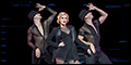 Chicago Releases Jazzy New Onstage Pics of Leading Lady Rumer Willis Tearing Up the Dance Floor!