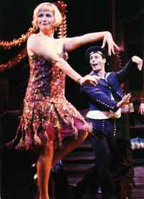 Alyson Reed in the 1988 Broadway revival