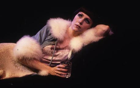 Susan Egan in the 1998 Broadway revival