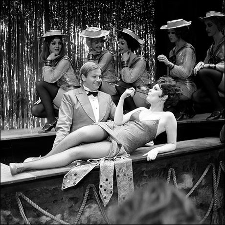 Judi Dench in the original London production