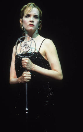 Lea Thompson in the 1998 Broadway revival