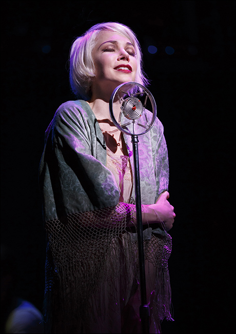 Michelle Williams in the 2014 Broadway revival