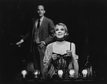 Natasha Richardson in the 1998 Broadway revival