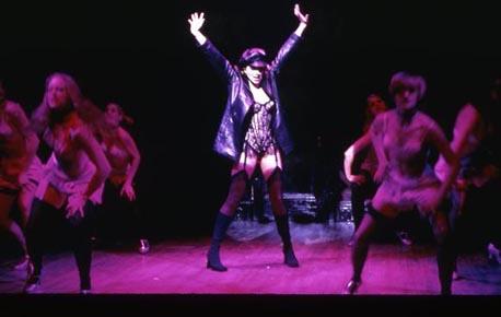 Natasha Richardson in the 1998 Broadway revival