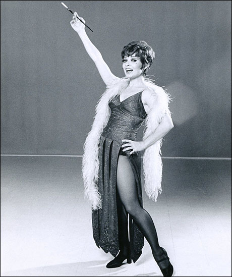 Anita Gillette in the original Broadway production