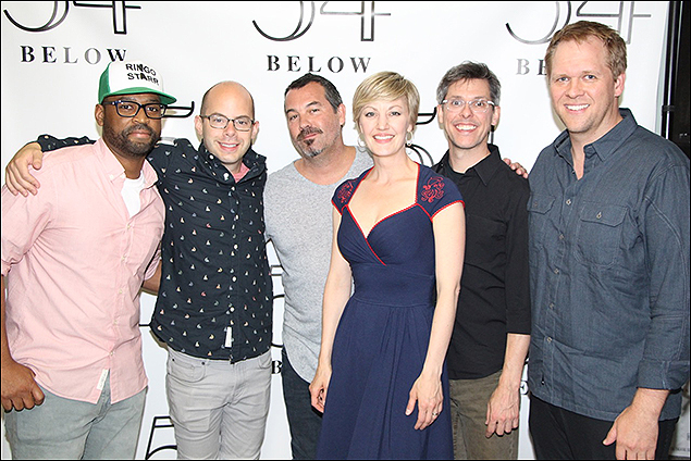 Marques Walls, Freddy Hall, Duncan Sheik, Charity Wicks, Trey Files, and Ben Lively