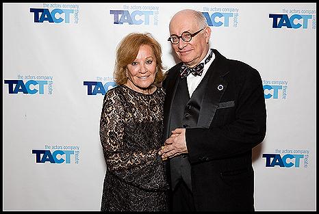 Cynthia Harris and Simon Jones