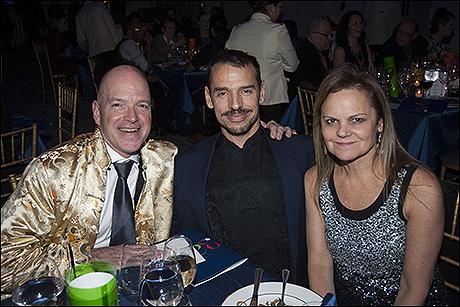 Ben Cameron, Basil Twist and Teresa Eyring