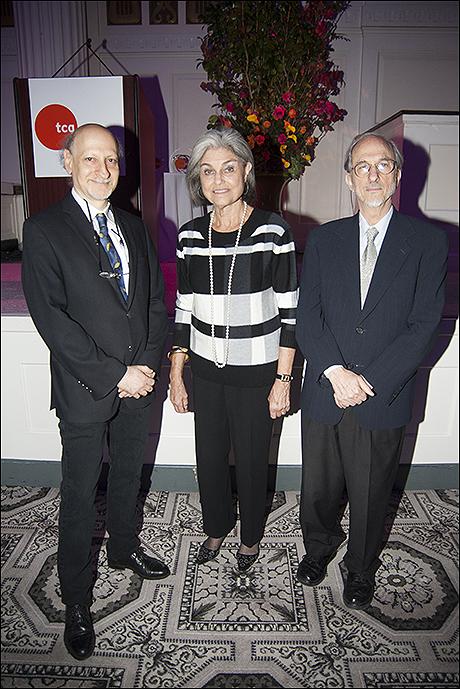 Joshua Dachs, Judy Rubin and Jules Fisher