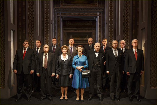 Rob McLachlan, Anthony Cochrane, Richard McCabe, Tony Ward, Judith Ivey, Rufus Wright, Helen Mirren, Michael Rudko, Dakin Matthews, Jason Loughlin, Michael Elwyn, Geoffrey Beevers and Dylan Baker