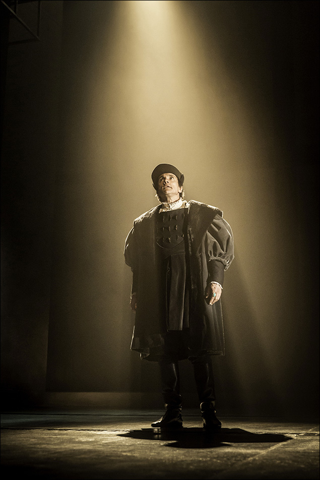 Ben Miles in Wolf Hall Part One & Two, nominated for Best Play