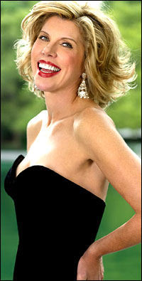 Tony winner Christine Baranski will return to Broadway in <I>Boeing-Boeing</I>.