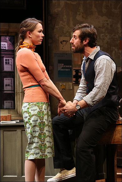 Kristen Bush and Josh Cooke