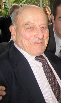The late Vincent Sardi, Jr.