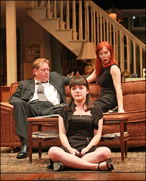 Madeleine Martin, Mariann Mayberry, and Brian Kerwin