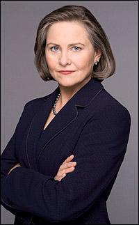 Cherry Jones as President Allison Taylor in