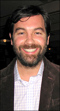 2007 Drama Desk Award winner Duncan Sheik (Outstanding Music, <I>Spring Awakening</I>)