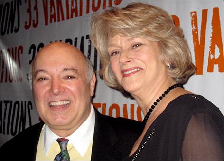 Don Amendolia and Susan Kellermann