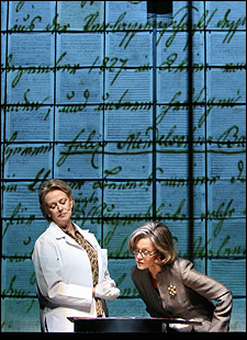 Susan Kellermann and Jane Fonda