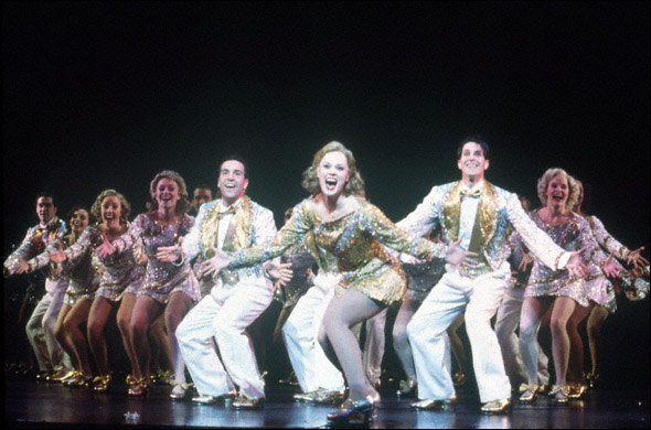 Kate Levering and the company