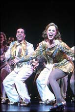A scene from the revival of <I>42nd Street</I>
