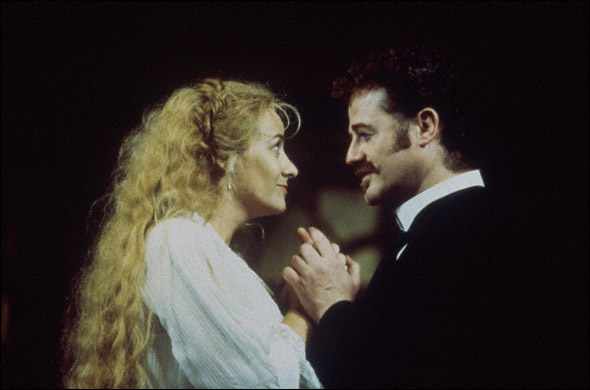 Janet McTeer and Owen Teale