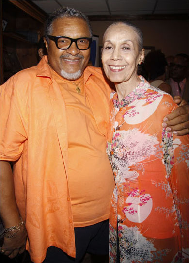 Count Stovall and Carmen de Lavallade