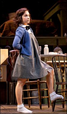 Molly Ephraim Broadway Theatre Credits Photos Who S