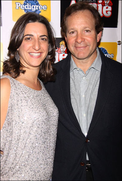 Eva Price and Steve Guttenberg