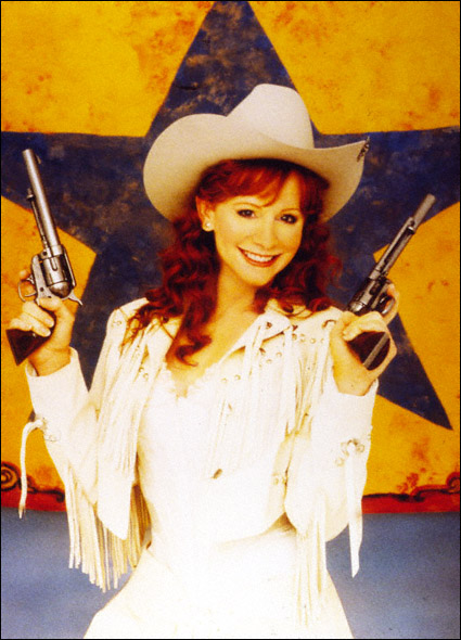 Reba McEntire in a promotional shot