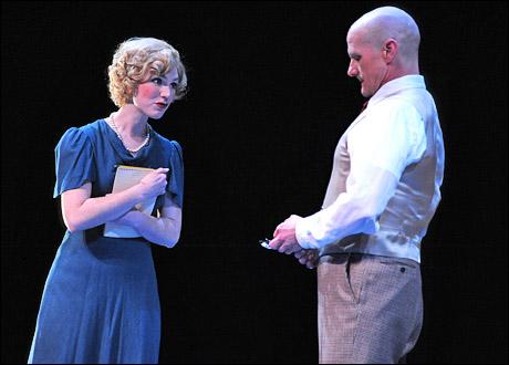 Elisa Matthews and Paul Jackel