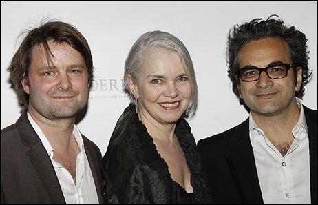 Sven Ortel, Susan Hilferty and Neil Patel