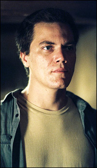 Obie winner Michael Shannon reprises his role in the film version of <i>Bug</i>.