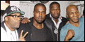 Kanye West, 50 Cent and Bryant Gumbel at Broadway's Mike Tyson Undisputed Truth