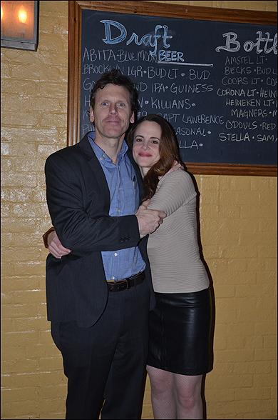 Will Eno and Maria Dizzia