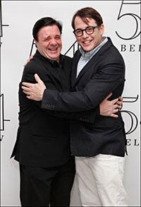 Nathan Lane and Matthew Broderick
