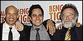 Bengal Tiger at the Baghdad Zoo Opens on Broadway; Arrivals, Curtain Call and Party