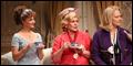 Cybill Shepherd, Kristin Davis, John Stamos, Elizabeth Ashley in Gore Vidal's The Best Man