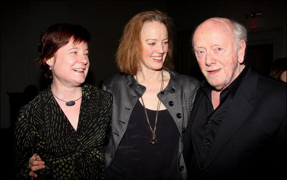 Julie Crosby, Kristin Griffith and Peter Maloney