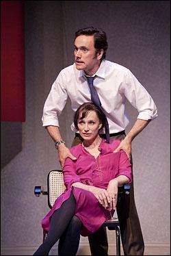 Ben Miles and Kristin Scott Thomas