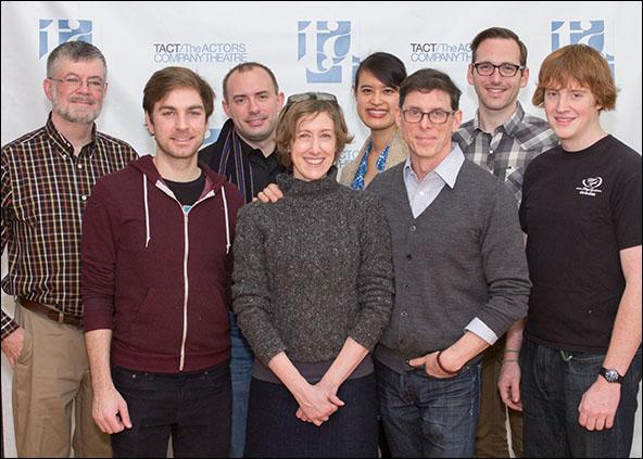Campbell Baird, Brett J. Banakis, Paul Hackenmueller, Valerie Wright, Nicole Denise Wee, Scott Alan Evans, James Cunningham and Dylan Luke
