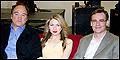 Jim Belushi, Nina Arianda, Robert Sean Leonard and the Cast of Born Yesterday Meet the Press