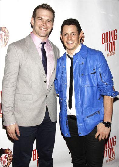 David Ranck and Sheldon Tucker